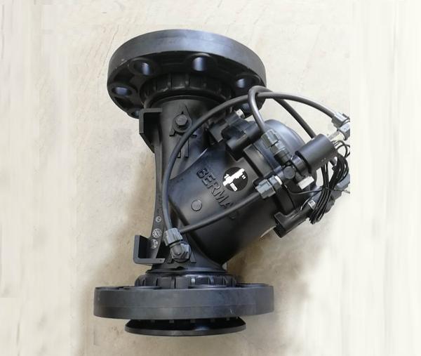 4寸电磁阀 伯尔梅特8